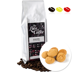 Amaretto Flavoured Coffee | Free Standard Delivery On Orders Over £25