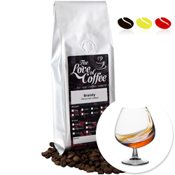 Brandy Flavoured Coffee | Flavoured Coffee | Free Standard Delivery On Orders Over £25