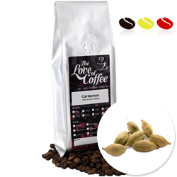 Cardamom  Flavoured Coffee | Flavoured Coffee | FREE Standard Delivery On Orders Over £25