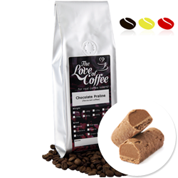Chocolate Praline Flavoured Coffee | Flavoured Coffee | Next Day Delivery