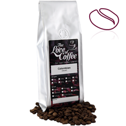 Colombian Decaf Coffee | Organic and Fairtrade | FREE Standard Delivery On Orders Over £25