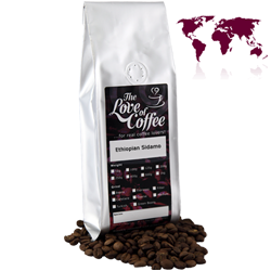 Ethiopian Sidamo Coffee | Origin | African | Buy Online For Next Day Delivery