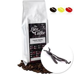 French Vanilla Flavoured Coffee | Flavoured Coffee | FREE Standard Delivery On Orders Over £25