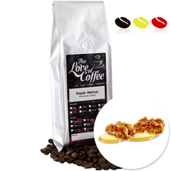 Maple Walnut Flavoured Coffee | Flavoured Coffee | FREE Standard Delivery On Orders Over £25