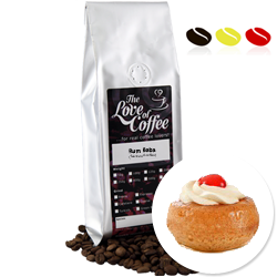 Rum Baba Flavoured Coffee | Flavoured Coffee | FREE Standard Delivery On Orders Over £25