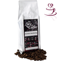 Sumatra Mandheling Coffee | Origin | Far East | Buy Online For Next Day Delivery