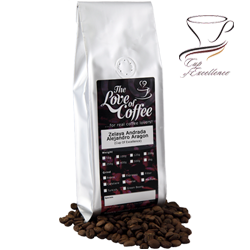 Zelaya Andrada Alejandro Aragon | Cup of Excellence Coffee | Buy Online For Next Day Delivery